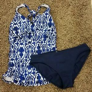 Lauren Ralph Lauren 2 pieces Swim Suite Size 8